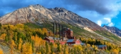 Kennecott in Afternoon Warmth