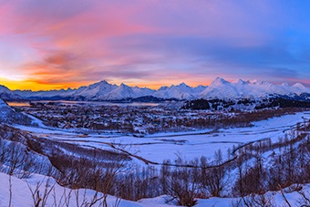 Winter Pictures of Alaska